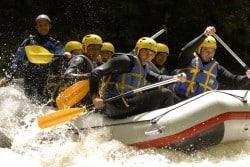 Rafting en Morvan - AN Rafting - Bourgogne - Nièvre