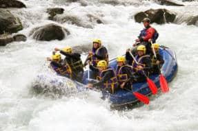 Rafting en Savoie - Haute Isère - Alpes - 73