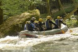 AN Rafting Morvan - Nievre - Bourgogne