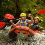 canoe raft