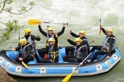AN Rafting : Séminaire sur la Dranse