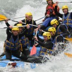 Challenge Rafting Haute Savoie