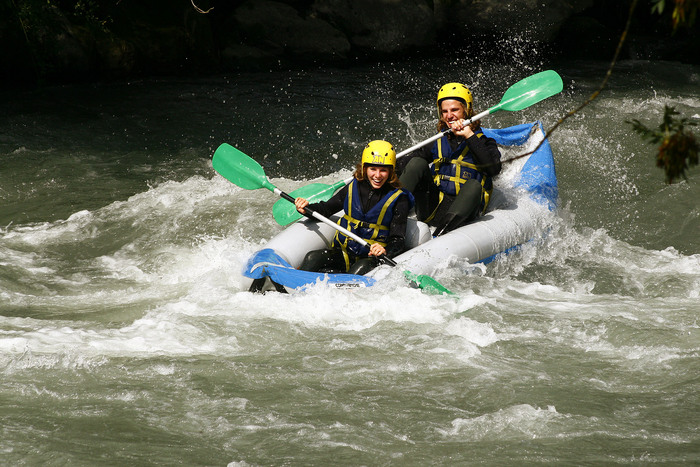 Séminaire Canoe Raft