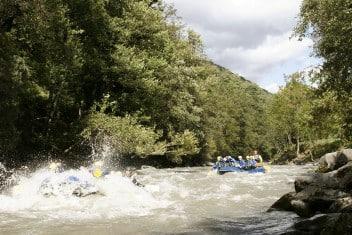 Rafting sur la Haute Isere avec AN Rafting