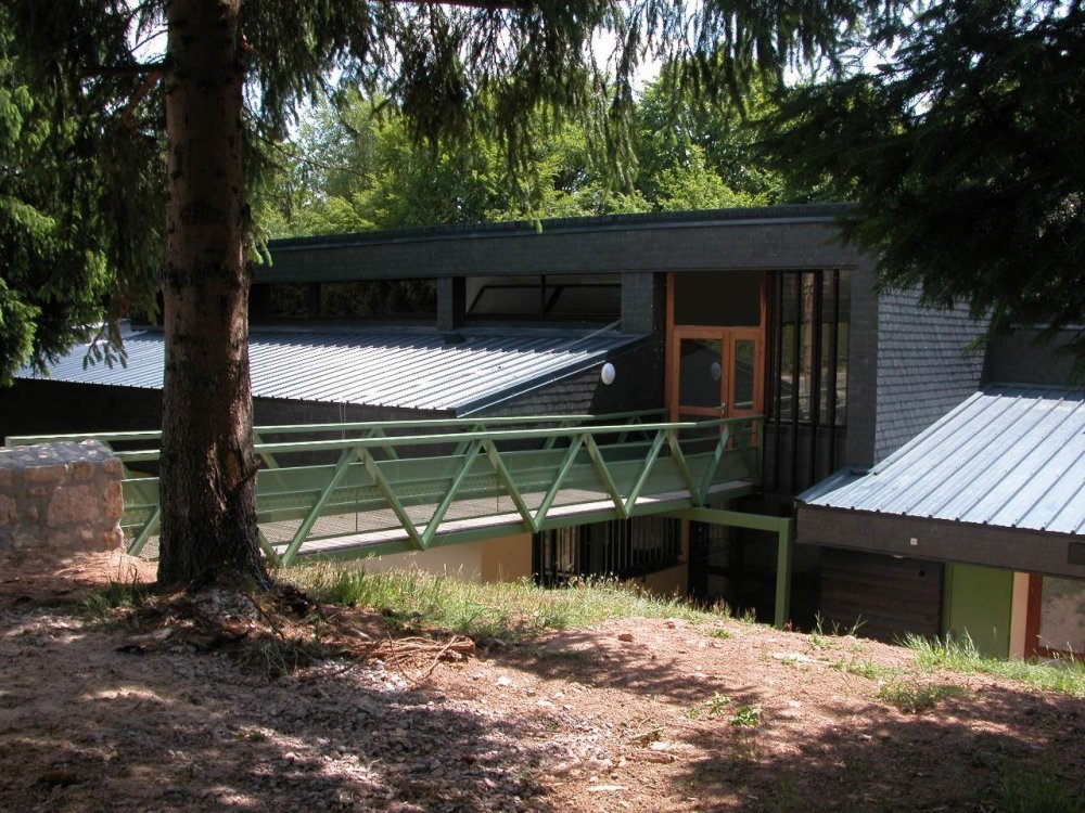 Base AN Rafting Morvan : Eco base de Chaumecon