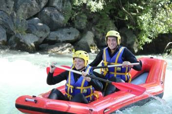 Séminaire Canoe raft - Hot Dog en Savoie