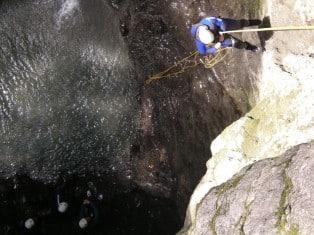 Week end canyoning et rafting en Savoie
