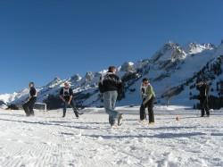 Séminaire challenge neige - Savoie et Haute-Savoie