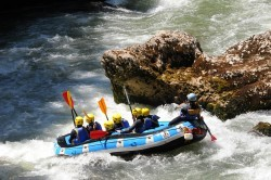 AN Rafting - Morzine, Thonon - La Dranse