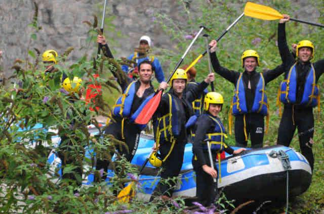 Photo Séminaire Rafting