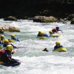Hydrospeed Dranse - AN Rafting Thonon, Evian, Morzine