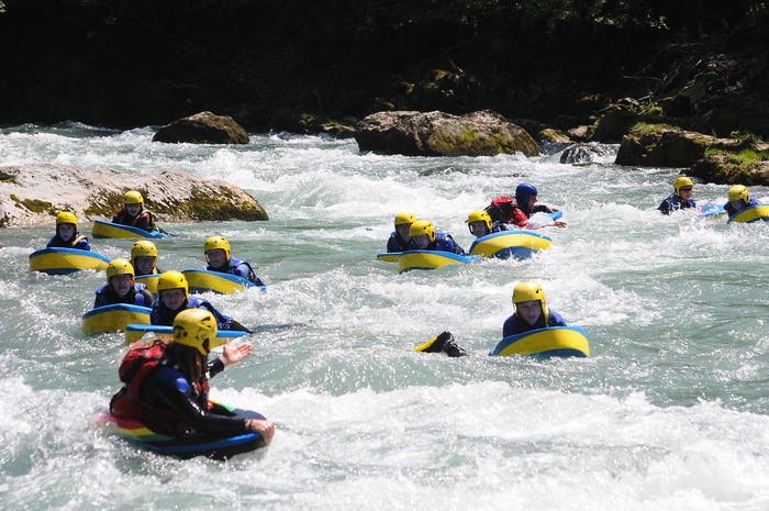 Hydrospeed Savoie Isere