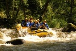Rafting Chalaux avec AN Rafting