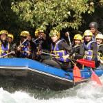 Séminaire écol'eau rafting - Développement durable - Savoie