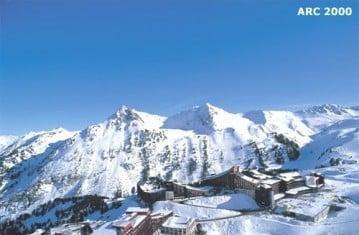 Week end ski groupe arcs 2000