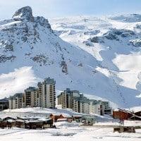 Week end ski groupe Tignes