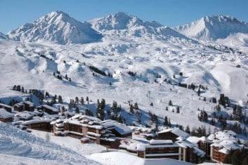 Week end ski groupe la Plagne
