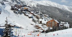 week end ski groupe Meribel