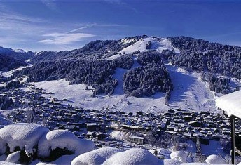 week end ski groupe Morzine