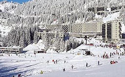 Week end ski groupe Flaine