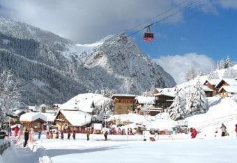 week end ski groupe Pralognan