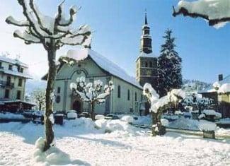 week end ski groupe Saint Gervais