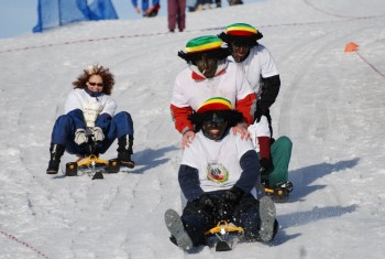 Challenge sur neige - Olympiades séminaire Savoie