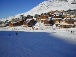 Week end ski groupe Val Thorens
