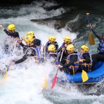 rafting isere