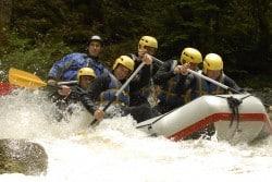 EVG rafting pour célibataires en Bourgogne