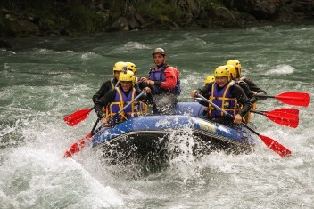 Week end eau-vive en Savoie - AN Rafting