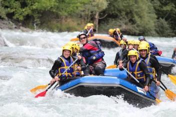 Séminaire Rafting Savoie, Haute Savoie, Morvan