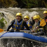 Journée rafting Spéciale CE - AN Rafting Morvan