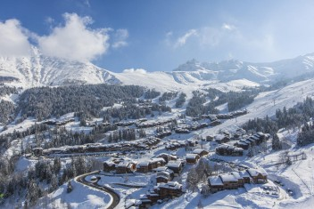Week end ski groupes Valmorel - Savoie