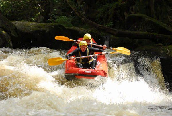 Séminaire Canoe Raft Morvan