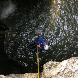 Canyoning-Initiation-Haute-Savoie