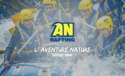 An rafting Header