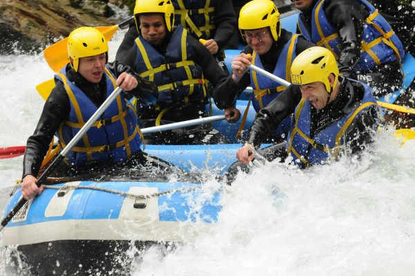 Week-End Rafting Durance