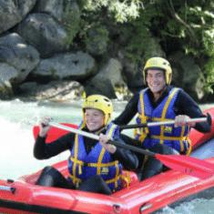 formule rafting Bourg Saint Maurice