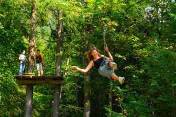 Parcours Aventure Adulte Haute Savoie
