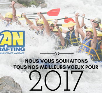 voeux AN rafting 2017