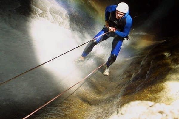 Canyoning en Haute-Savoie