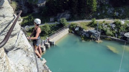 Via ferrata Savoie