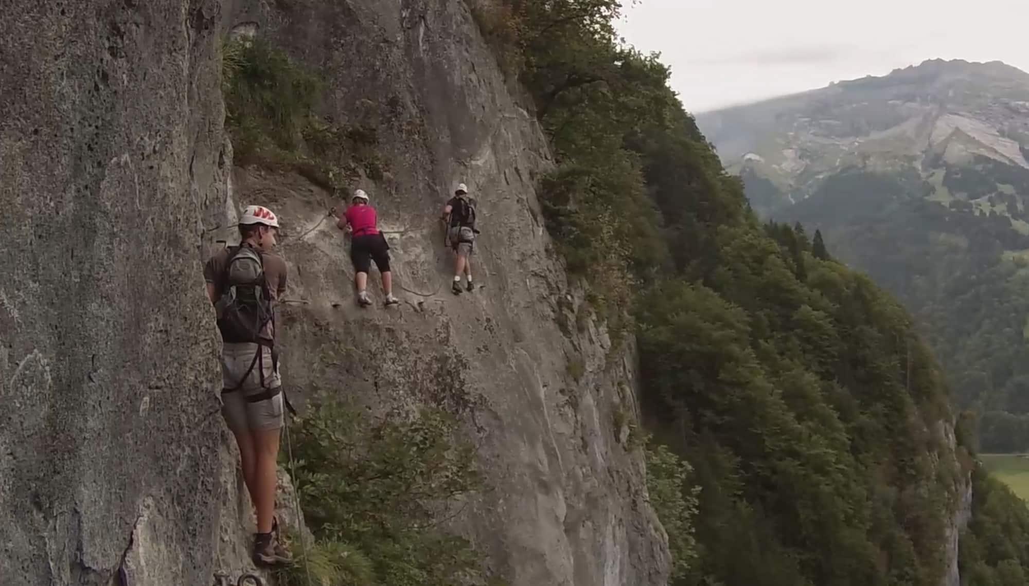 Via Ferrata Haute-Savoie