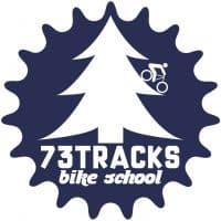 Logo 73 Tracks Bike School - École et location de vélo en Savoie