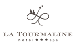 Logo de La Tourmaline -hôtel & spa
