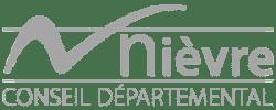 Logo Nièvre Conseil Départemental