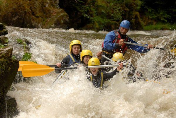 Formules Rafting Morvan