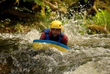 Hydrospeed AN Rafting