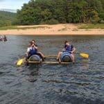 Challenge Radeaux - AN Rafting Morvan